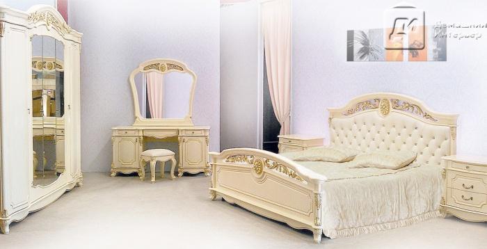 белая мебель для спальни в москве интернет магазин русмебельшоп