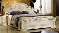 Кровать Эвита Беж