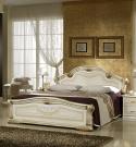 Кровать Виктория Беж