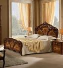 Кровать Памела Орех