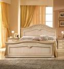 Кровать Неола Беж