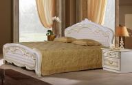 Кровать Памела Беж (мягкая)