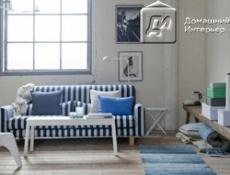 Морской стиль в оформлении интерьера квартиры